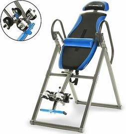Exerpeutic 150L Triple Safety Locking Inversion Table With S