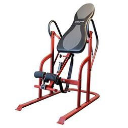 2017 Body-Solid Inversion Table GINV50 Red Frame - Gravity T