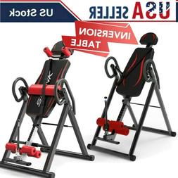2021Heavy Duty Inversion Table for Back Therapy Pain Relief