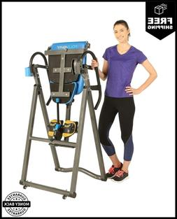 Exerpeutic 575SL Foldaway Mobile Inversion Table Airsoft NO
