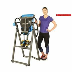 Exerpeutic 575SL Foldaway Mobile Inversion Table with Airsof