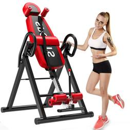 Adjustable Folding Inversion Table Inversion Machine With Co