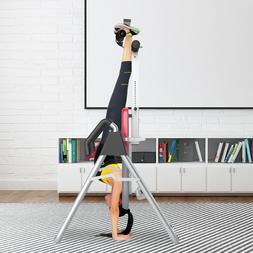 Adjustable Inversion Table Therapy Heavy Duty Folding Protec