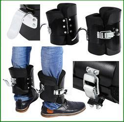 Anti Gravity Inversion Boots Ab Crunch Abdominal Sit Up Hook