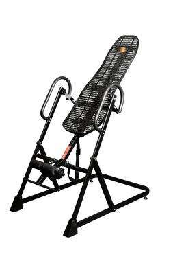 Back Inversion Table Deluxe Easy-to-Reach Ankle Lock Back St