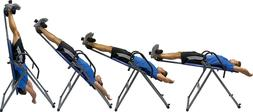 Body Vision Deluxe Heat and Massage Inversion Table Full Adj