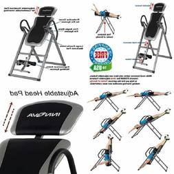 Comfortable Body Therapy Inversion Foldable Tables Fitness M