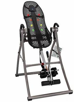 Teeter Contour L5 Inversion Table, Deluxe Easy-to-Reach Ankl