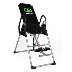 New Inversion Table Deluxe Fitness Chiropractic Table Back P