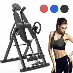 Exercise Inversion Table Invert Align Headstand Bench Reduce
