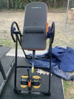 Exerpeutic 975SL Extra Capacity Inversion Table with AirSoft