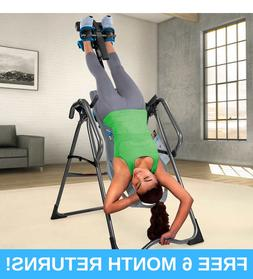 TEETER FITSPINE X2 INVERSION TABLE EXTENDED ANKLE LOCK HANDL