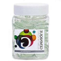 Gemnique X-Large Glass Gems - Clear