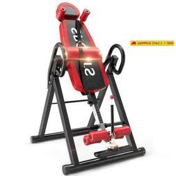 Yoleo Gravity Heavy Duty Inversion Table With Headrest Adjus