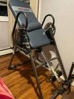 gravity highest weight capacity inversion table posture