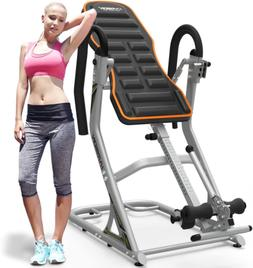 HARISON Heavy Duty Inversion Table for Back Pain Relief 350