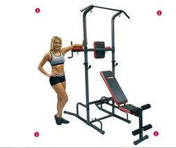 Health Gear CFT 2.0 Fitness Tower System and Bench ***