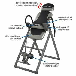 Innova Heavy Duty Deluxe Inversion Table with Air Lumbar Sup