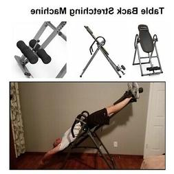 heavy duty gravity inversion therapy table