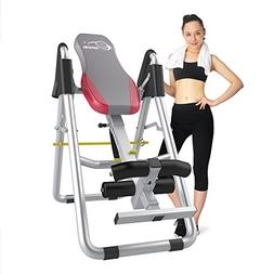 Ainfox Heavy Duty Inversion Table, Therapy System Adjustable
