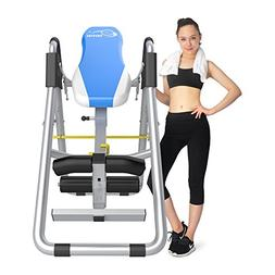 Ainfox Heavy Duty Inversion Table, Thrapy System Adjustable