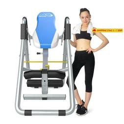 heavy duty inversion table therapy system adjustable