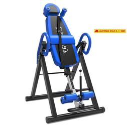 Uboway Heavy Duty Inversion Table - With Headrest  Adjustabl