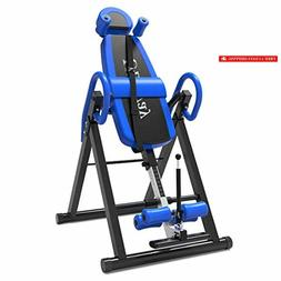 UBOWAY Heavy Duty Inversion Table - with Headrest Adjustable