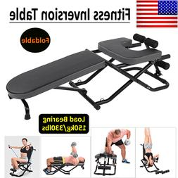 Home Use Fitness Yoga Inversion Table Chair Folding 150KG He