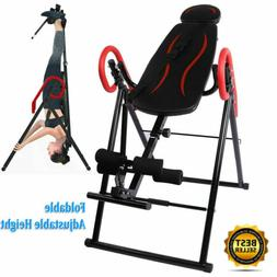 Home Use Inversion Table For Back Pain Relief Therapy Fitnes