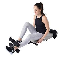 Stamina InLine BACK STRETCH BENCH PRO + NECK PILLOW - Tracti