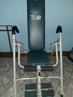 Stamina Inline Inversion System chair