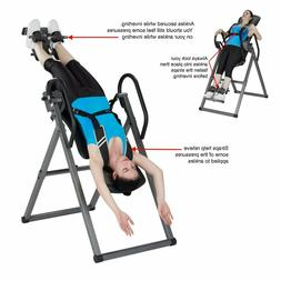 Innova Fitness Inversion Therapy Table Ankle Relief/Safety E