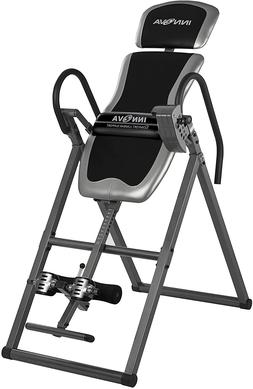 Innova Heavy Duty Inversion Table ITX9600 Fitness Home Gym N