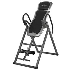 Innova Heavy Duty Inversion Table with Adjustable Headrest &