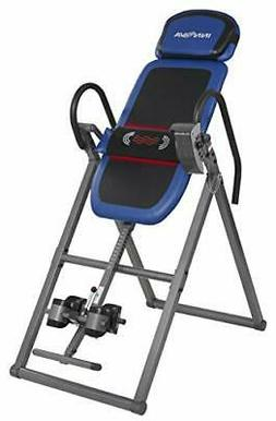 Therapeutic heat and massage inversion table