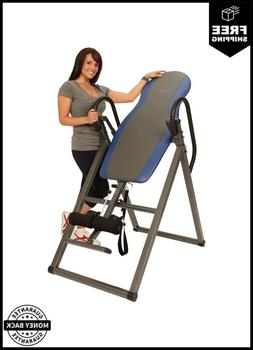 inversion table adjustable tether strap heavy duty