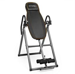 inversion table back stretching machine heavy duty