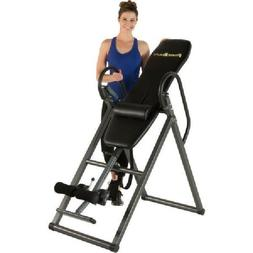Fitness Reality Inversion Table Body Lumbar Capacity Weight