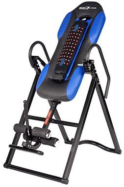 Body Xtreme Fitness Inversion Table, Advanced Heat and Massa