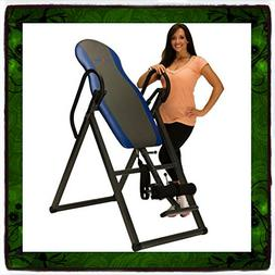 Inversion Table Deluxe Curved Chiropractic Fitness Exercise