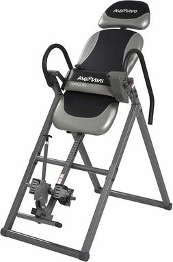 Inversion Table Deluxe Innova Heavy Duty Fitness Therapy Bac