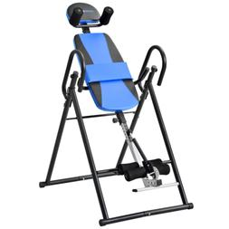 Merax Inversion Table Deluxe Fitness Chiropractic Exercise B