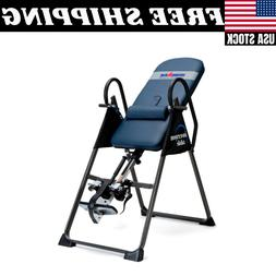 Inversion Table Fitness Indoor Home Exercise Foldable Highes
