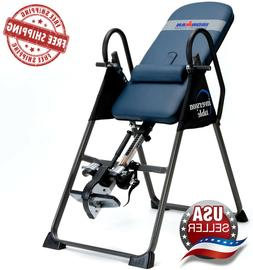 Inversion Table Fitness Therapy Back Pain Stress Relief Iron