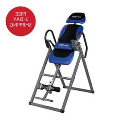 Inversion Table for Back Therapy, Heavy Duty Adjustable Stre