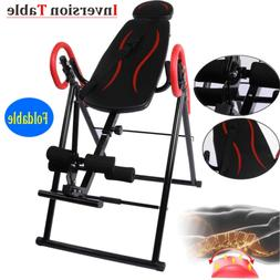 inversion table for back therapy heavy duty