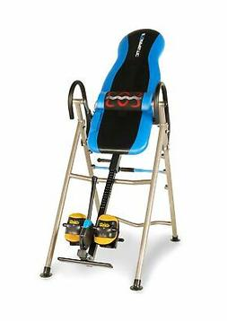 Inversion Table Heat Massage Support Heavy Duty For Back Pai