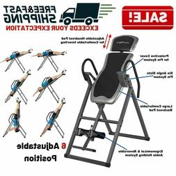 Inversion Table Heavy Duty Back Pain Therapy Gravity Chair A