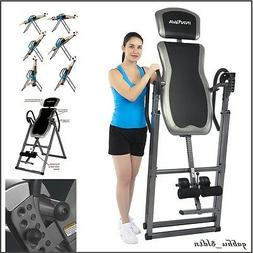 Inversion Table Relief Stable Back Therapy Gravity Pain Medi